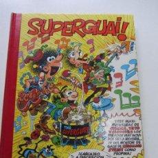 Cómics: SÚPER GUAI TOMO - 2 COMICS DE CHICHA, TATO Y CLODOVEO - 1 DE REBOLLING STREET GRIJALBO CS120. Lote 121239759
