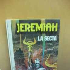 Cómics: JEREMIAH. Nº 6. LA SECTA. HERMANN. EDICIONES JUNIOR 1983. Lote 121364595