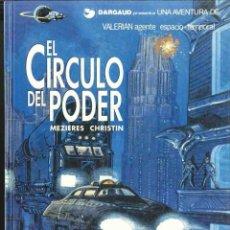 Cómics: Nº 15, EL CIRCULO DEL PODER. Lote 121381127