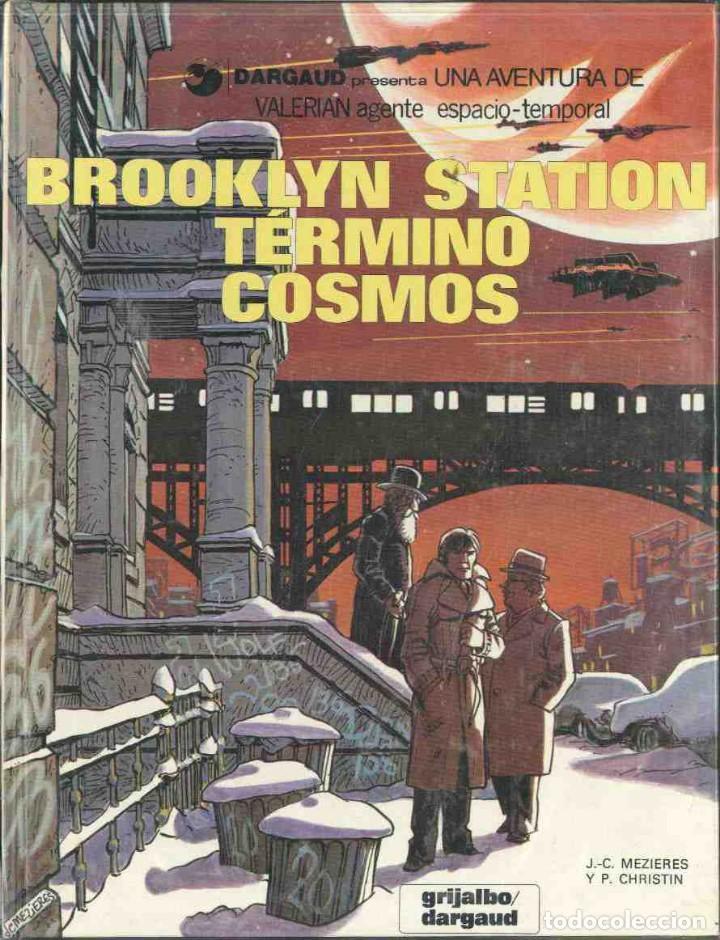 Nº 10, BROOKLYN STATION TÉRMINO COSMOS (Tebeos y Comics - Grijalbo - Valerian)