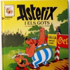 Cómics: ASTERIX I ELS GOTS - EN CATALAN - TAPA DURA. Lote 121412715