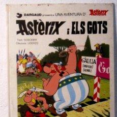 Cómics: ASTERIX I ELS GOTS - EN CATALAN - TAPA DURA. Lote 121412783