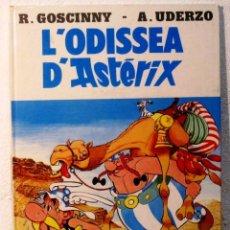 Fumetti: L'ODISSEA D'ASTERIX - EN CATALAN - TAPA DURA. Lote 121412875