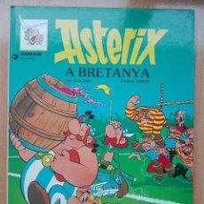 Cómics: ASTERIX A BRETANYA.1981.. Lote 121524119