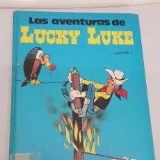 Cómics: LAS AVENTURAS DE LUCKY LUKE TOMOS 1 - GRIJALBO DARGAUD. Lote 121721312