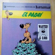 Cómics: RANTANPLAN, EL PADRÍ, EDICIONES GRIJALBO DARGAUD, EN CATALÁN, 1989. Lote 121725735
