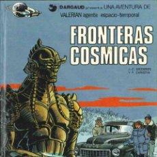 Cómics: FRONTERAS CÓSMICAS. Lote 122143167