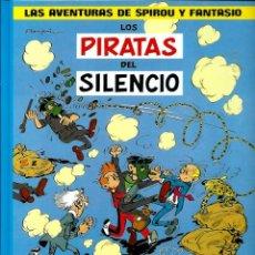 Cómics: FRANQUIN - LAS AVENTURAS DE SPIROU Nº 8 - LOS PIRATAS DEL SILENCIO - JUNIOR 1997 - TAPA DURA - BIEN. Lote 122343655