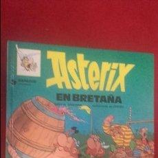 Cómics: ASTERIX 12 - ASTERIX EN BRETAÑA - GOSCINNY & UDERZO - CARTONE. Lote 122383967