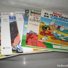 Cómics: LOTE DE 7 COMICS DE ASTERIX Y OBELIX. Lote 122468271