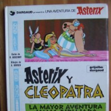 Cómics: ASTÉRIX Y CLEOPATRA - TAPA DURA. Lote 122911079