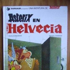 Cómics: ASTÉRIX EN HELVECIA - TAPA DURA. Lote 122914151