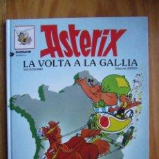 Cómics: LA VOLTA A LA GAL.LIA - TAPA DURA. Lote 155519402