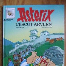 Cómics: L'ESCUT ARVERN - TAPA DURA. Lote 122915635