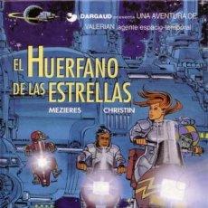 Cómics: VALERIAN, EL HUERFANO DE LAS ESTRELLAS, MAZIERES - CHISTIN (GRIJALBO). Lote 123061395