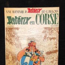 Cómics: ASTÉRIX EN CORSE. 1973. Lote 123363951