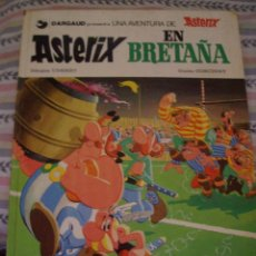 Cómics: ASTERIX EN BRETAÑA UDERZO GRIJALBO DARGAUD EDICIONES JUNIOR. Lote 124395143