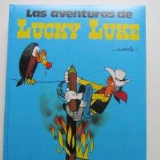 Comics: LAS AVENTURAS DE LUCKY LUKE TOMO Nº 9 GRIJALBO RIVALES PAINFUL GLUCH EL JUEZ CS129. Lote 124410039