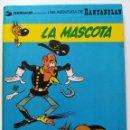Cómics: CÓMIC SERIE UNA AVENTURA DE RANTANPLAN LA MASCOTA - LUCKY LUKE. Lote 124436335