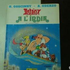 Cómics: ASTÈRIX A L' ÍNDIA .GOSCINNY- UNDERZO .TEXTOS Y DIBUJOS DE UNDERZO .ED.JUNIOR GRUPO GRIJALBO 1987. Lote 124610464