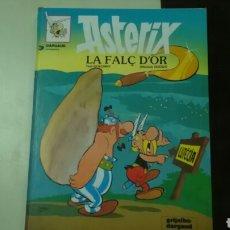 Cómics: ASTÈRIX I LA FALÇ D'OR .GOSCINNY-UNDERZO . ED.GRIJALBO/DARGAUD .1984 EN CATALÁN. Lote 124613635