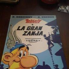 Cómics: ASTERIX LA GRAN ZANJA 1980. Lote 124633710