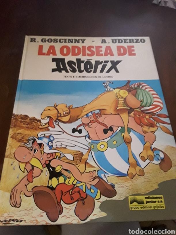 LA ODISEA DE ASTÉRIX (Tebeos y Comics - Grijalbo - Asterix)