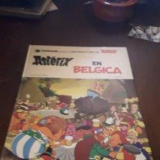 Cómics: ASTERIX EN BÉLGICA. Lote 124635759