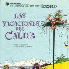 Cómics: LAS VACACIONES DEL CALIFA, Nº 12. Lote 124646951