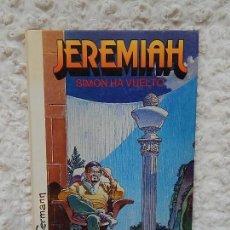Cómics: JEREMIAH - SIMON HA VUELTO - N. 14. Lote 145818113
