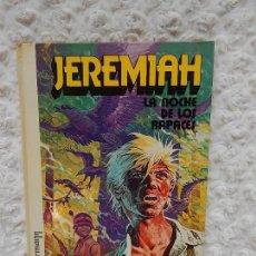 Cómics: JEREMIAH - LA NOCHE DE LOS RAPACES - N. 1. Lote 125109911