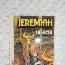 Cómics: JEREMIAH - LA SECTA - N. 6. Lote 125110879