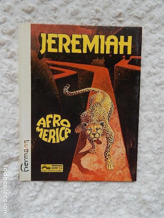 JEREMIAH - AFROMERICA - N. 7 (Tebeos y Comics - Grijalbo - Jeremiah)