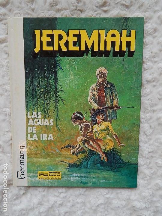 JEREMIAH - LAS AGUAS DE LA IRA - N. 8 (Tebeos y Comics - Grijalbo - Jeremiah)