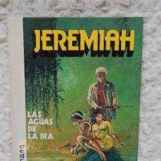 Cómics: JEREMIAH - LAS AGUAS DE LA IRA - N. 8. Lote 125111259