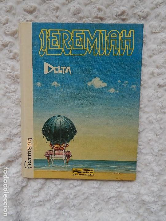 JEREMIAH - DELTA - N. 10 (Tebeos y Comics - Grijalbo - Jeremiah)