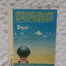 Cómics: JEREMIAH - DELTA - N. 10. Lote 125111467