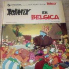 Cómics: ASTÉRIX EN BELGICA - EDITORIAL GRIJALBO 1979. Lote 125115079