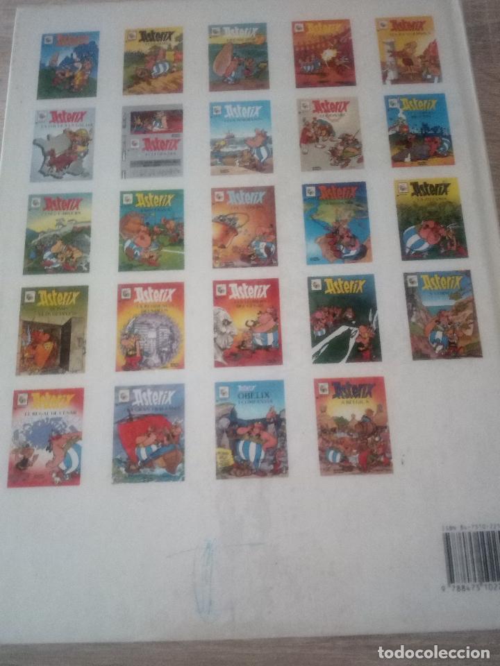 Cómics: ASTÉRIX - L ENDEVÍ - EN CATALÁN - EDITORIAL GRIJALBO 1989 - Foto 2 - 125116547