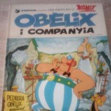 Cómics: OBÈLIX I COMPANYIA - EN CATALÁN - EDITORIAL GRIJALBO 1980. Lote 125117427