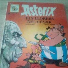 Cómics: ASTÉRIX - ELS LLORERS DEL CÉSAR - EN CATALÁN - EDITORIAL GRIJALBO 1981. Lote 125122495