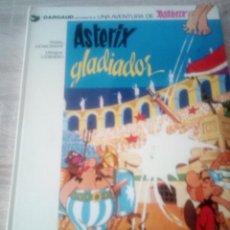Cómics: ASTÉRIX GLADIADOR - EDITORIAL GRIJALBO 1980. Lote 125123091