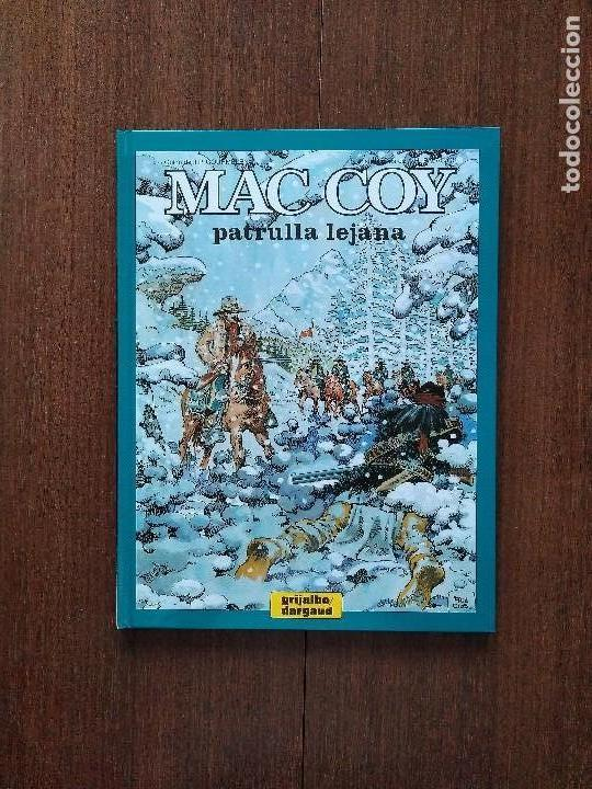 TOMO MAC COY PATRULLA LEJANA (Tebeos y Comics - Grijalbo - Mac Coy)