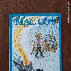 Cómics: TOMO MAC COY EL BAÚL DE LOS SORTILEGIOS. Lote 125156631