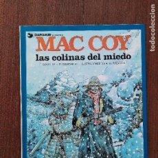 Cómics: TOMO MAC COY LAS COLINAS DEL MIEDO. Lote 125156839