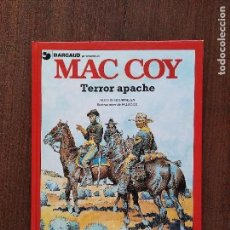 Cómics: TOMO MAC COY TERROR APACHE. Lote 125157091