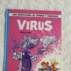 Cómics: LAS AVENTURAS DE SPIROU Y FANTASIO - VIRUS - 19. Lote 125192579