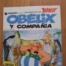 Cómics: OBÉLIX Y COMPAÑIA.. Lote 125217811