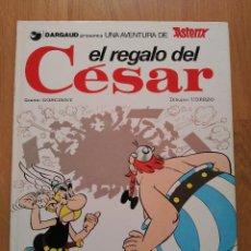 Cómics: ASTÉRIX. EL REGALO DEL CESAR.. Lote 125217935