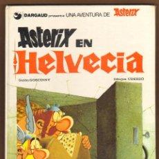 Cómics: ASTERIX EN HELVETIA - EDICIONES JUNIOR 1978. Lote 125224391